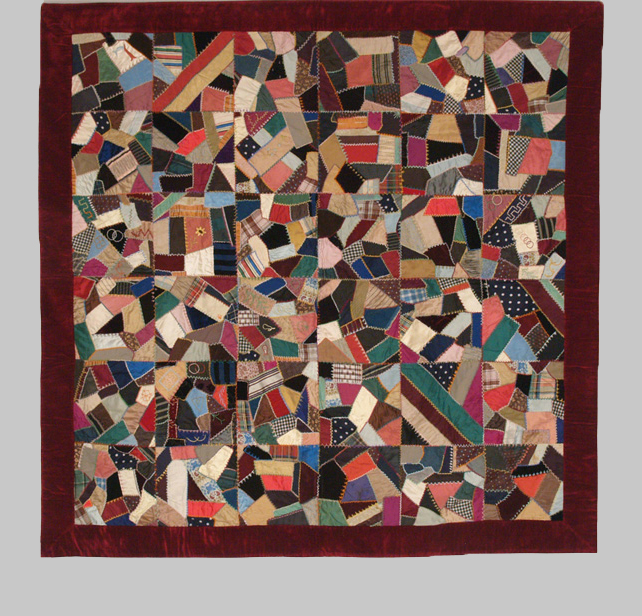 American Antique Silk Quilts - Betsey Telford-Goodwin\'s Rocky ...