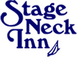 Logo for Stage Neck Inn.
