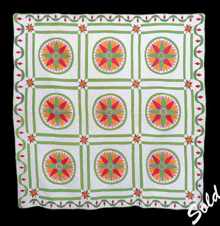 18th & 19th Century Quilts