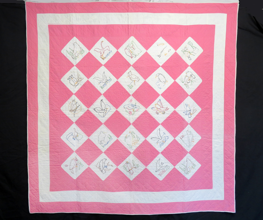 20th Century American Antique Quilts Vintage Quilts