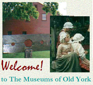 Logo for The Museums of York